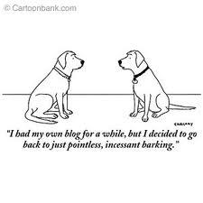 Dog bloggers