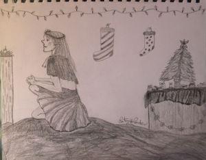 Praying Elf