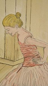 Ballerina - Older Child Close