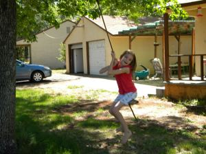 Grace Swinging