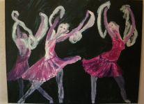 Gothic Ballerinas
