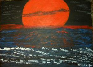 Sunset in the Dark
