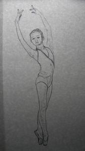 Tippy Toes Ballerina