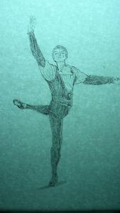 Ballerina Male