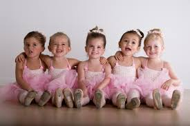 ballerina toddlers