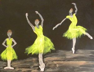 Gothic Ballerinas 2