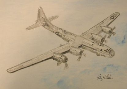 George's B-29