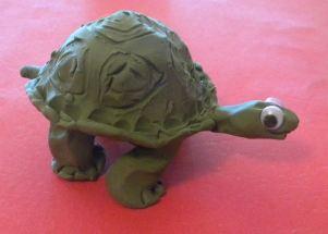 Clay Tortoise