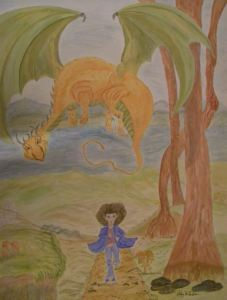 Dragon Chasing Elf 2