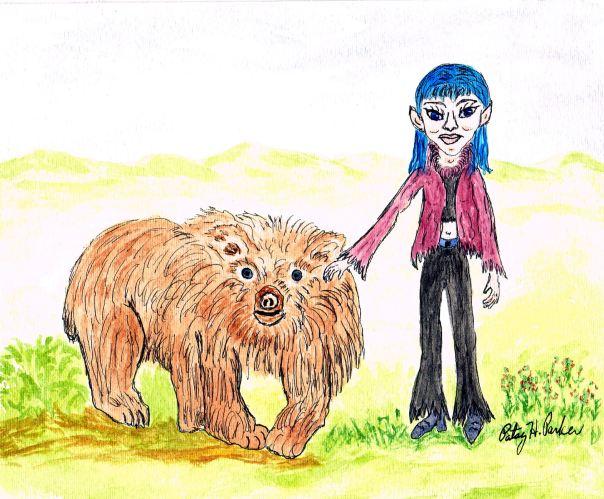 Bear and Elf