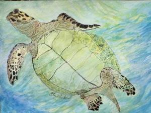 Floatier Sea Turtle